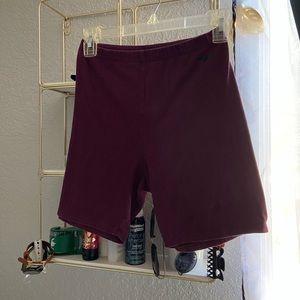 VS Pink Biker Shorts